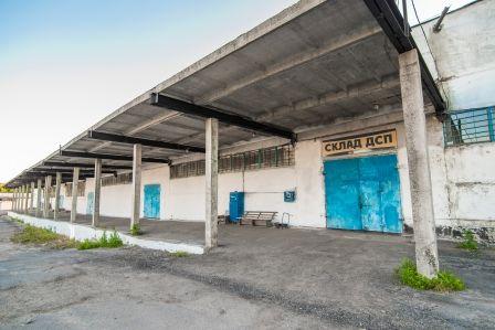 Продаж - Теплий склад, 10000 кв.м., м. Полтава - 10