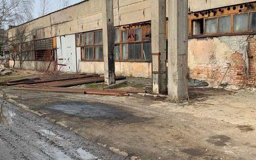 Sale – Warm warehouse, 1300 sq.m., Lviv