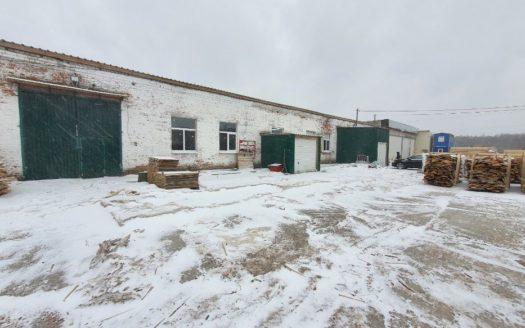Kiralık – Sıcak depo, 545 m2, Chernihiv