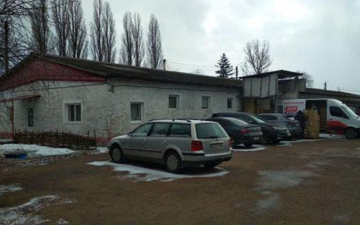 Rent – Dry warehouse, 507 sq.m., Schaslyve