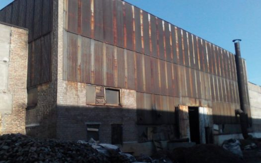 Rent – Dry warehouse, 1000 sq.m., Zaporozhye