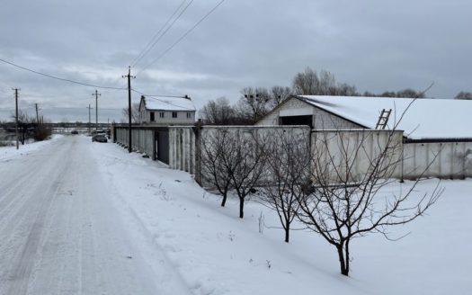 Sale – Dry warehouse, 1000 sq.m., Cherkassy