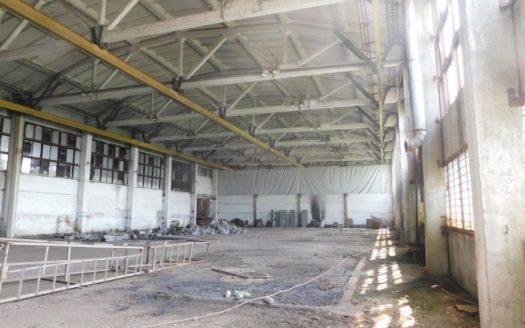 Sale – Dry warehouse, 1723 sq.m., Lviv