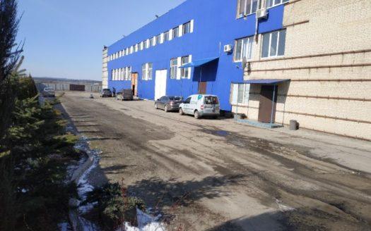 Sale – Warm warehouse, 5100 sq.m., Kharkov