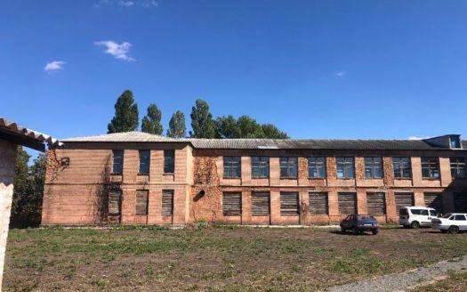 Sale – Warm warehouse, 1900 sq.m., Chernobay