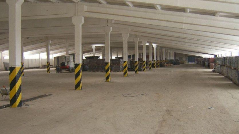 Аренда - Сухой склад, 8600 кв.м., г. Луцк