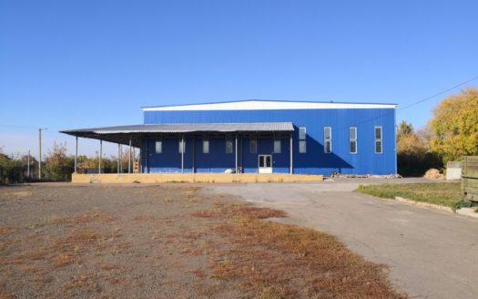 Satılık – Sıcak depo, 2500 m2, Borodyanka