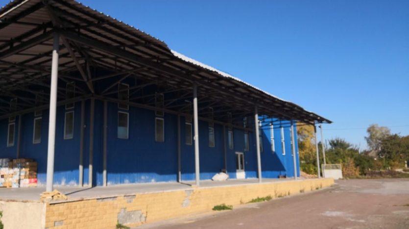 Продаж - Теплий склад, 2500 кв.м., м. Бородянка - 3