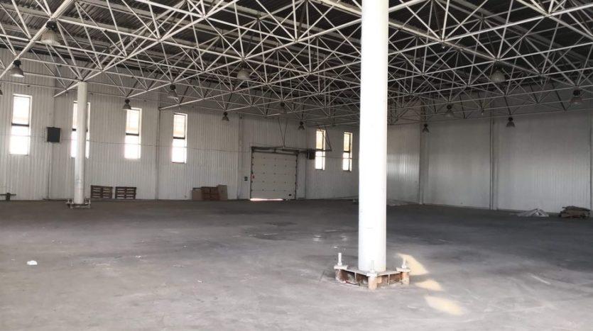 Продаж - Теплий склад, 2500 кв.м., м. Бородянка - 4