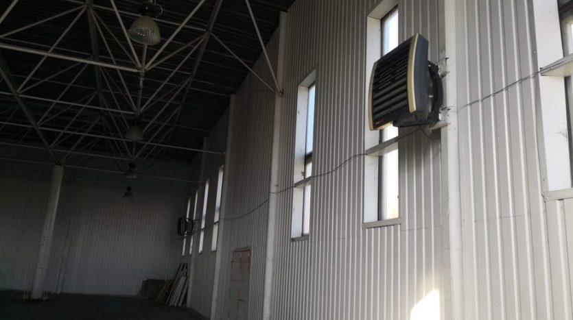 Продаж - Теплий склад, 2500 кв.м., м. Бородянка - 6