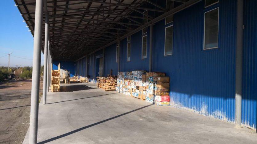 Продаж - Теплий склад, 2500 кв.м., м. Бородянка - 7