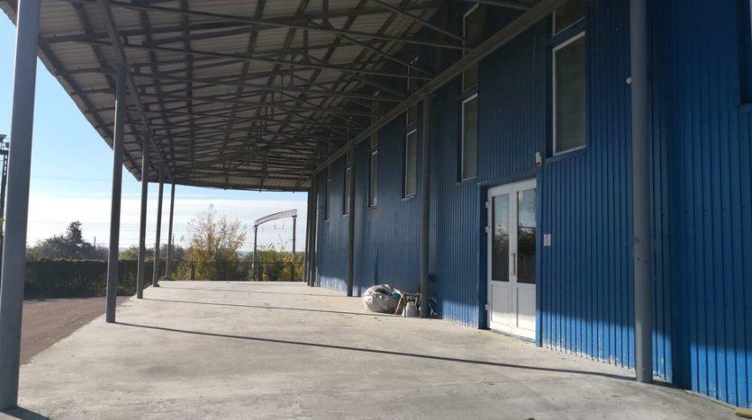 Продаж - Теплий склад, 2500 кв.м., м. Бородянка - 8