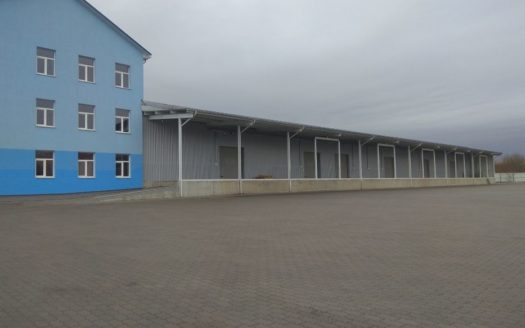 Sale – Dry warehouse, 1080 sq.m., Lviv
