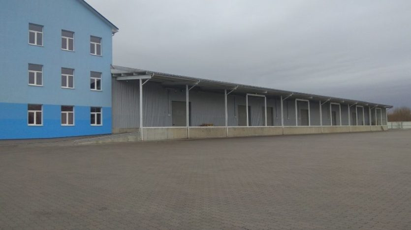 Sale - Dry warehouse, 1080 sq.m., Lviv