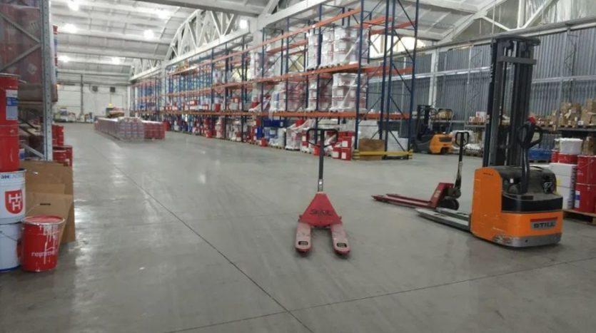 Sale - Dry warehouse, 1080 sq.m., Lviv - 2