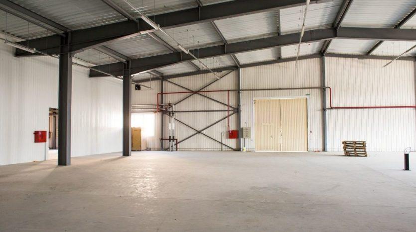 Sale - Dry warehouse, 1080 sq.m., Lviv - 3