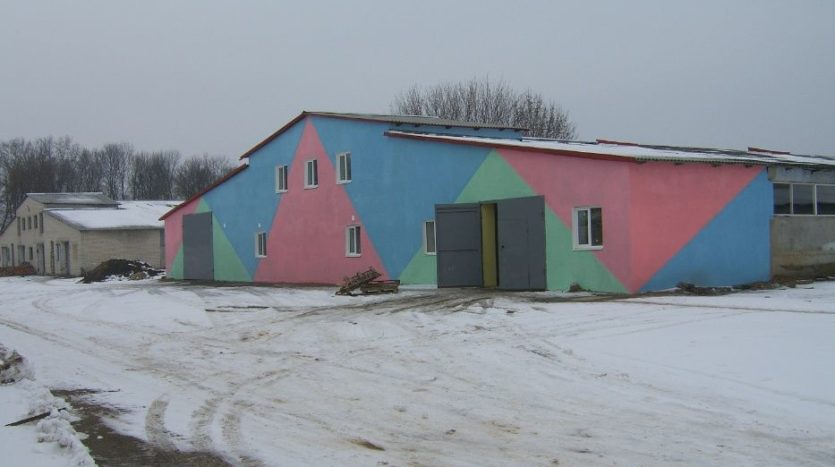 Аренда - Сухой склад, 8600 кв.м., г. Луцк - 2