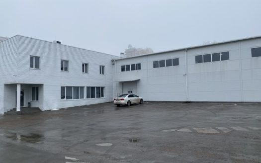 Sale – Warm warehouse, 700 sq.m., Sofievskaya Borshagovka