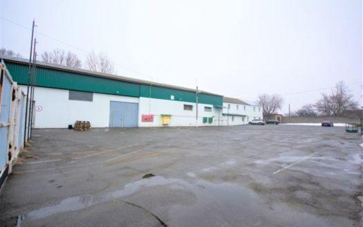 Аренда — Теплый склад, 970 кв.м., г. Вышгород