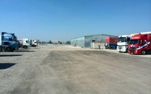Аренда склада — Теплый склад, 550 кв.м., г. Одесса