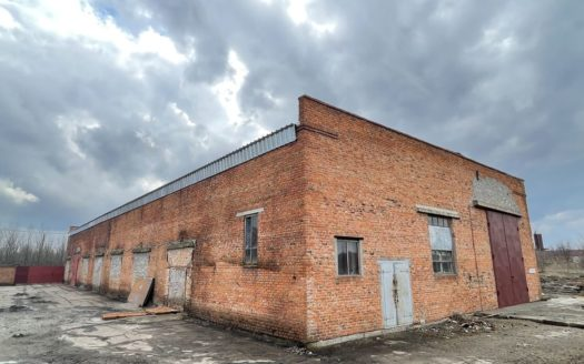 Warehouse for sale – Dry warehouse, 880 sq.m., Gulyaypole