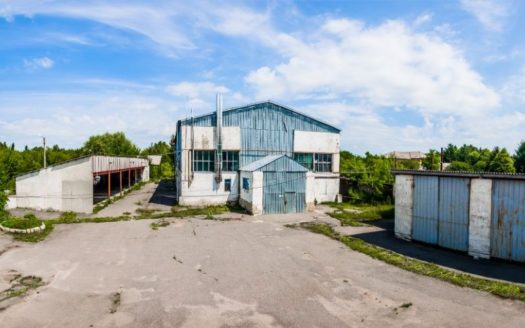 Sale – Warm warehouse, 1572 sq.m., Starokonstantinov