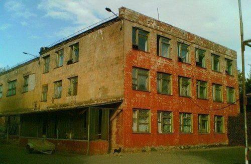 Satılık – Kuru depo, 4000 m2, Makeevka