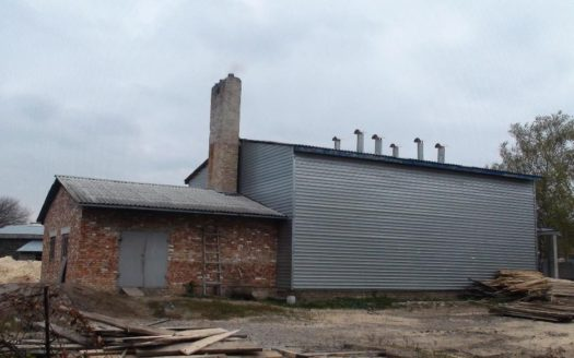 Sale – Dry warehouse, 760 sq.m., town of Smela