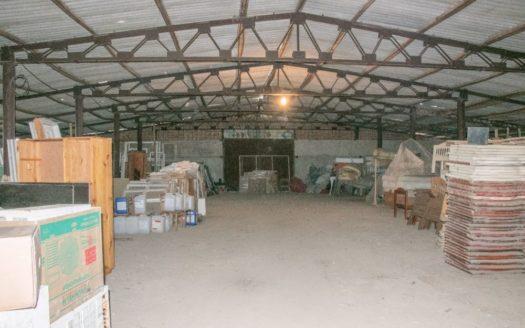 Rent – Dry warehouse, 2214 sq.m., Salgany