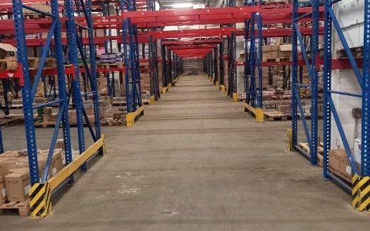 Rent – Dry warehouse, 1200 sq.m., Ostrov