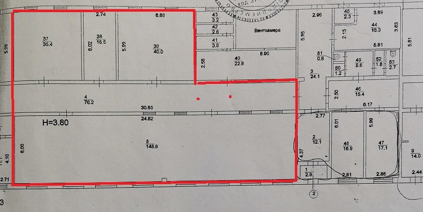 Аренда складского помещения 700 кв.м. г. Киев - 9