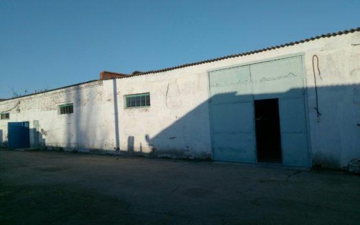 Аренда складского помещения 414 кв.м. г. Геническ