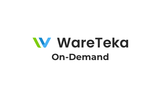 WareTeka On-Demand
