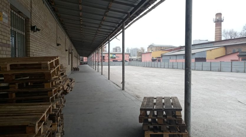 Rent warehouse 2000 sq.m. Kyiv city
