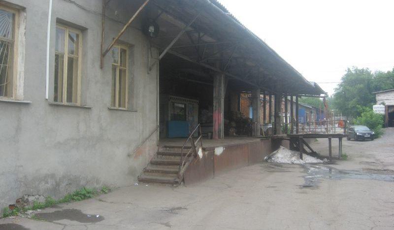Sale warehouse-freezer 1200 sq.m. Kramatorsk city