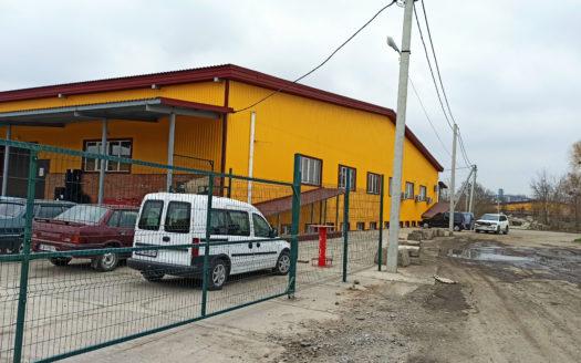 Аренда склада 2000 кв.м. г. Умань