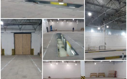 Аренда склада 1500 кв.м. г. Луцк