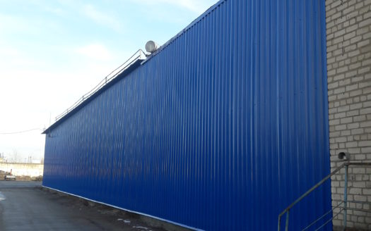 Rent warehouse 1200 sq.m. Zaporizhzhia city