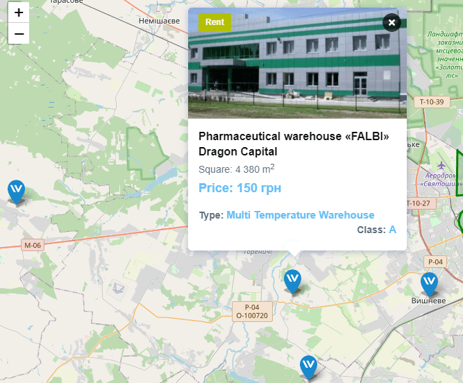 The 5 Most Viewed Warehouses on WareTeka: Digest for April - 3