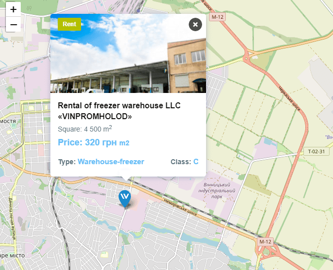 The 5 Most Viewed Warehouses on WareTeka: Digest for April - 9