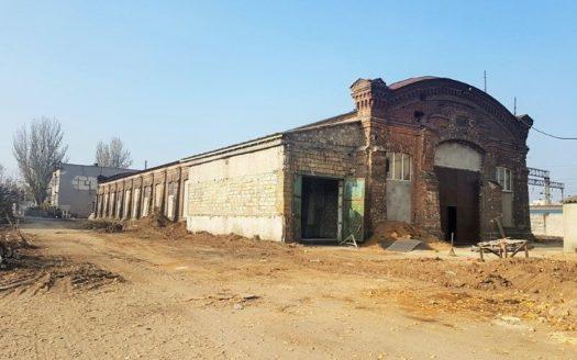 Satılık – Kuru depo, 1470 m2, Odessa