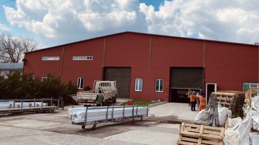 Продажа - Теплый склад, 7500 кв.м., г. Херсон