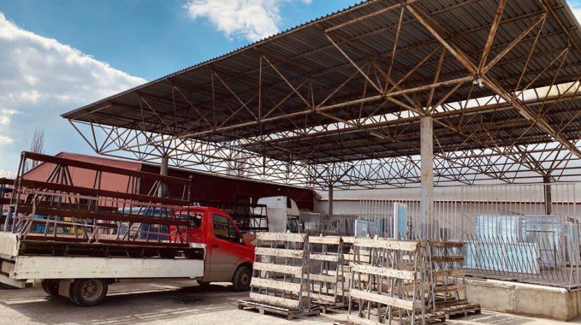 Продажа - Теплый склад, 7500 кв.м., г. Херсон - 6