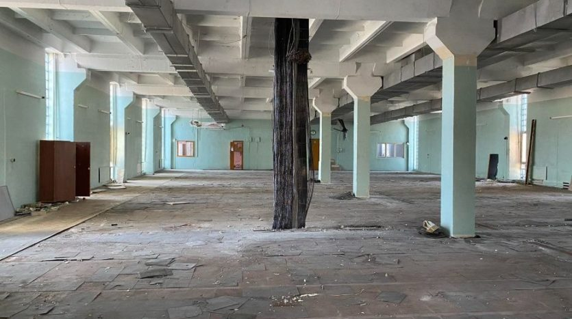 Аренда - Сухой склад, 1008 кв.м., г. Киев