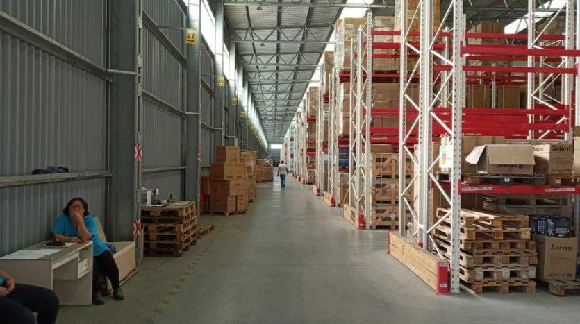 Satılık - Kuru depo, 14352 m2, Odessa - 5