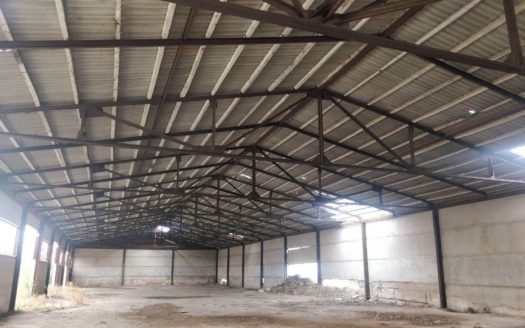 Sale – Dry warehouse, 3900 sq.m., Odessa