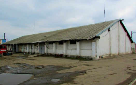 Rent – Dry warehouse, 1012 sq.m., Melitopol