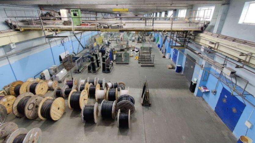 Kiralık - Sıcak depo, 9962 m2, Dnipro - 3
