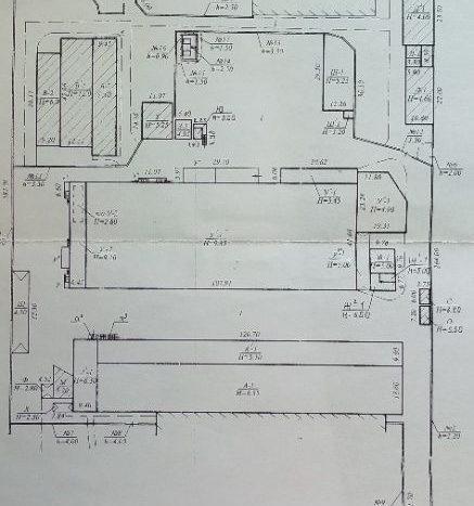 Kiralık - Sıcak depo, 9962 m2, Dnipro - 8