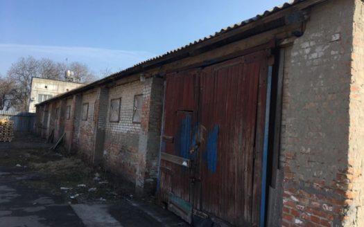 Sale – Dry warehouse, 696 sq.m., Kremenchug